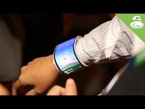 Lenovo foldable smartphone and tablet concept first look