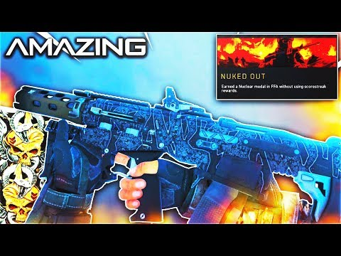 The NUKED OUT Setup... (MUST USE) - NUKED OUT BEST MADDOX RFB CLASS SETUP in COD BO4!