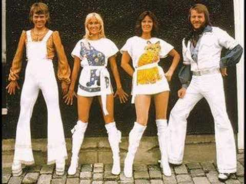 Abba - Rock & Roll Band