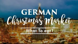 German Christmas Market | Europe Travel (Dortmund, Germany)