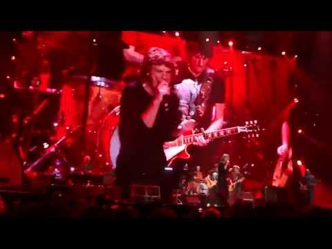 "The Rolling Stones ""Sympathy For The Devil"" from the Tongue Pit - May 18, 2013 Anaheim, CA"