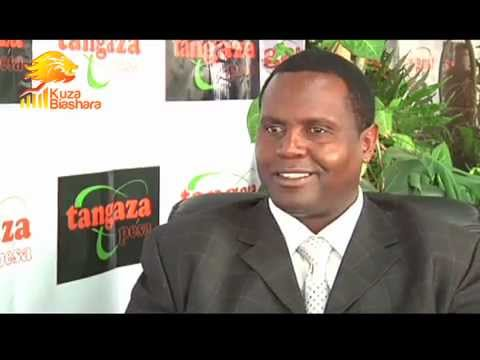 Meet the brains behind the Only Secure Mobile Money Transfer Company Tangaza Pesa ;Oscar Ikinu
