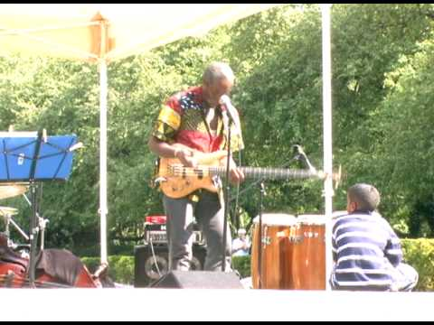 The Alex Blake Quartet - In Motion: in Central Park, part II