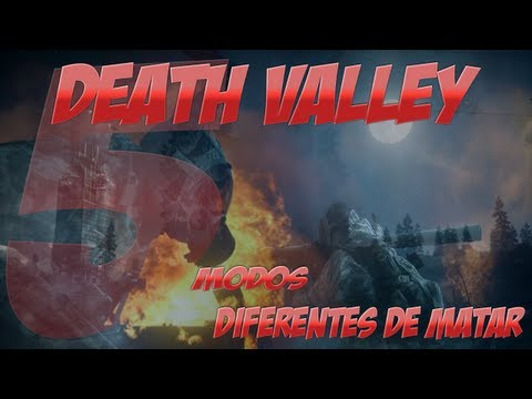 Battlefield 3 - Armored Kill - Death Valley - #03 - Cinco modos diferentes de matar