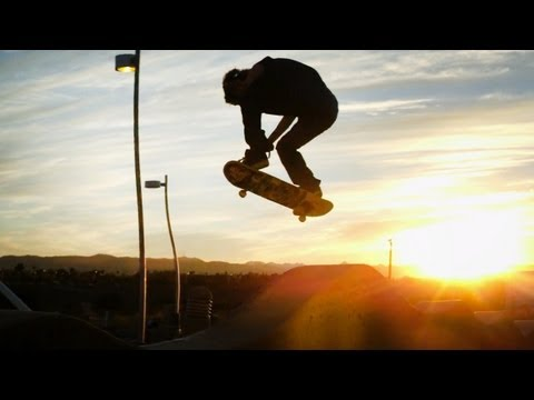 Red Bull Perspective - A Skateboard Film video