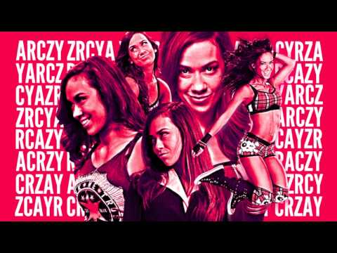 WWE Themes: Aj Lee Lets Light It Up Male Version