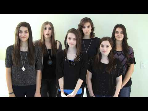 THANK YOU :) // Next Cimorelli Cover? Music Videos