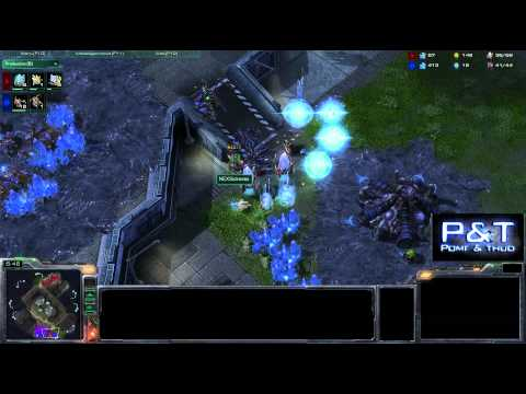 (HD350) NEXSickness vs Korean Zerg - PvZ - Starcraft 2 Replay [FR]