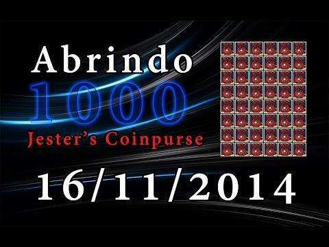 ArcheAge Salphira - Abrindo 1000 Jester's Coinpurse #2