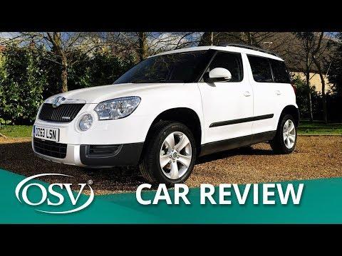 Skoda Yeti Review In-Depth Review   OSV Car Reviews