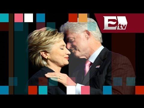 Hillary Clinton llama 'loca narcisista' a Mónica Lewinsky / Entre mujeres