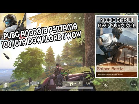 KNIVES OUT UPDATE ! Sniper Battle Mode - PUBG Android Mencapai 100JT Download