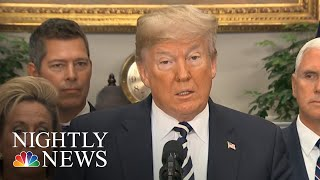 President Donald Trump Calls Off Summit With North Korea's Kim Jong Un | NBC Nightly News