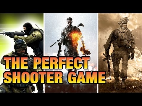The Perfect Shooter Game: Call of Duty, Counter Strike, Battlefield | The GUNN Shop
