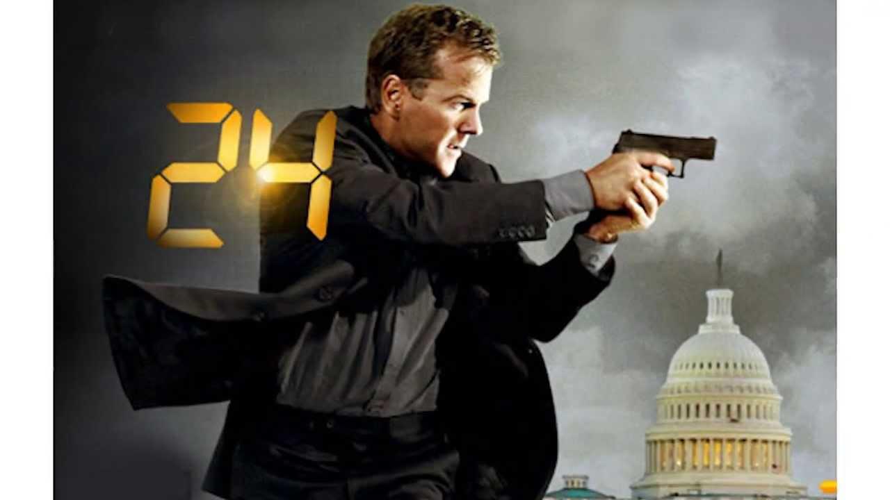 24 Returning to TV: Jack Bauer back on Fox! - YouTube