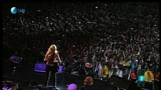 Shakira Video - Shakira - Inevitable (Rock in Rio Madrid 2010)