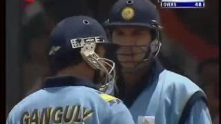 India vs South Africa - 2nd Semi Final - ICC Knockout 2000-01 - Highlights - HQ