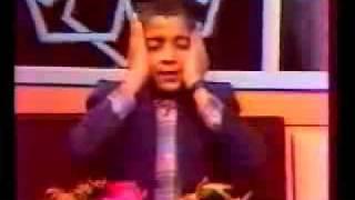 Little Kid Reciting like Abdul Basit