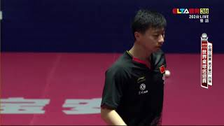 [20190602] ELTA | MA Long vs HARIMOTO Tomokazu | MS-SF | 2019 China Open | Full Match