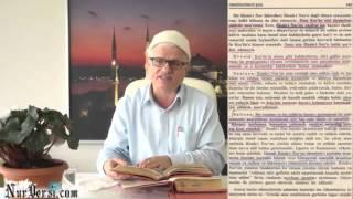 Hasan Akar - Ehven-üş Şer - Üstad Bediüzzaman'ın Vefatından Önceki Son Dersi