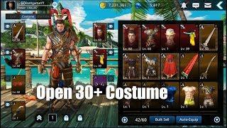 Darkness Rises Open Costume 30+
