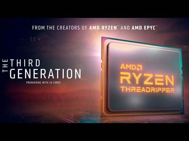 Обзор Новейшего Процессора AMD RYZEN,  THREADRIPPER, перевод с английского