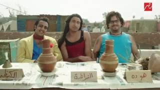 كونو و حورس و باكتيريا في The Voice الحارة