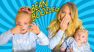DISGUSTING Bean Boozled Challenge!!! 6 Year Old VS Mom... WHO WILL WIN?!