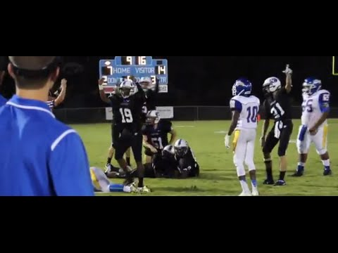 Fumble recovery, Camden vs. Plymouth, Sept. 18, 2015