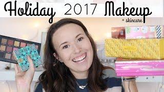 Holiday Kits 2017 Haul | Sephora Makeup