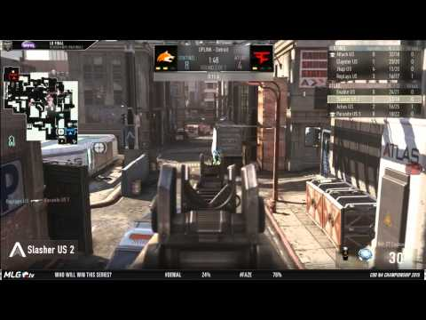 Denial Esports vs Faze Red - Game 4 - LBF - North American Championships