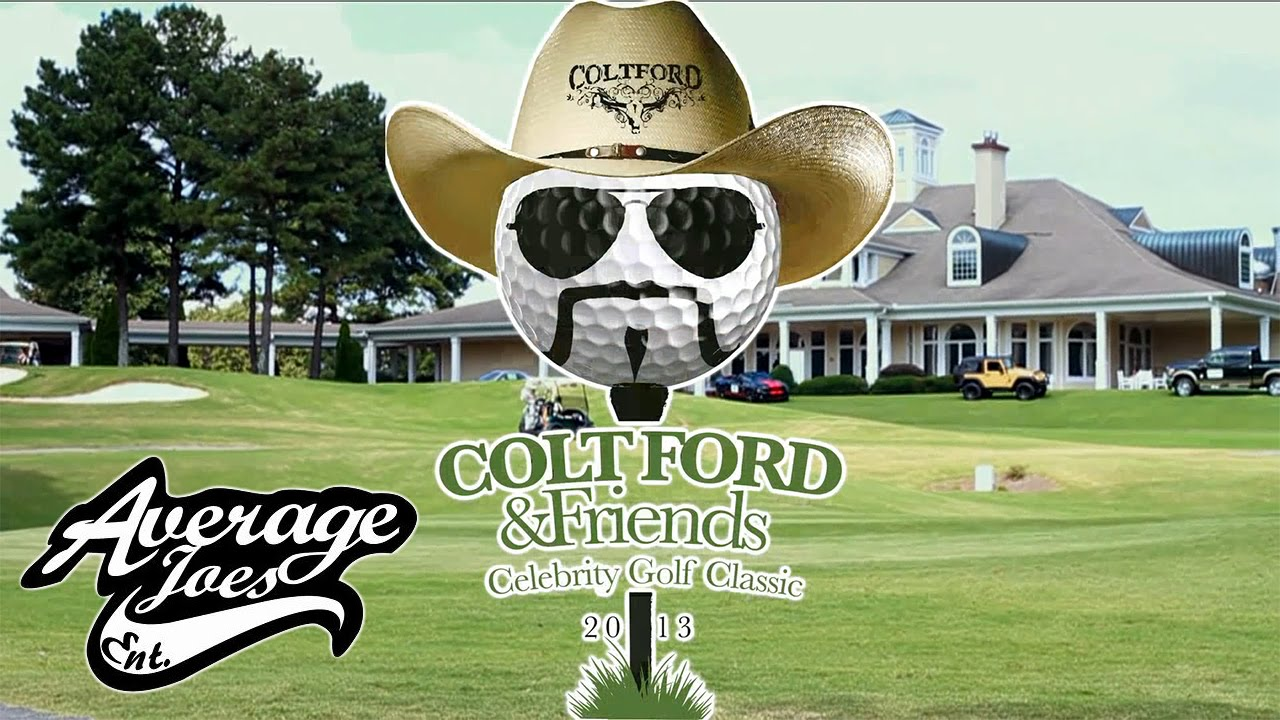 Colt ford celebrity golf tournament 2019