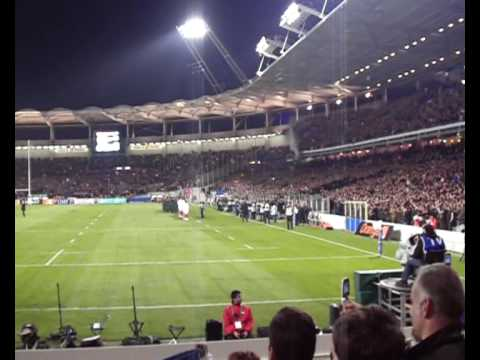 France - Afrique du Sud au Stadium de Toulouse