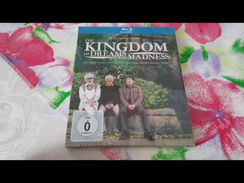 THE KINGDOM OF DREAMS AND MADNESS - BLU-RAY [Unboxing German]