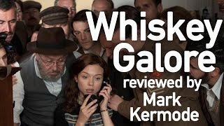 Whiskey Galore reviewed by Mark Kermode