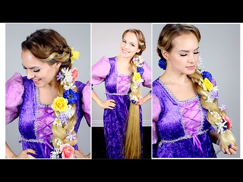 How to get Rapunzel's Braid from Tangled!