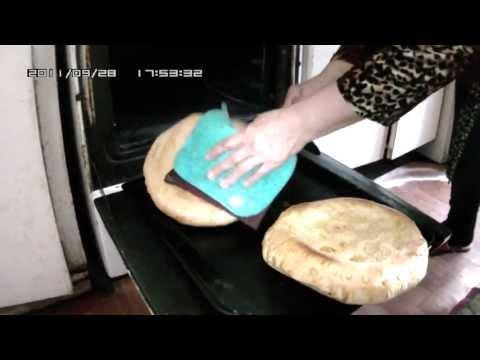 Как готовить лепешки - видео