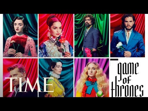 Game Of Thrones Exclusive: The Inspiration Behind The Cover With Kit Harington, Emilia Clarke | TIME