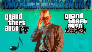 Como poner musica en Grand Theft Auto IV PC
