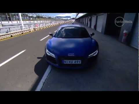 Audi R8 V10 Plus 2013 | Performance | Drive.com.au