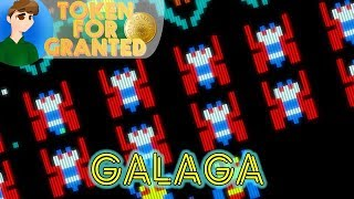 Galaga - Fighter Captured! | Token For Granted