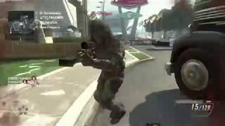 Black Ops 2 Funny Custom Game Rages
