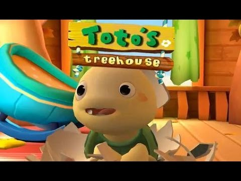 Dr. Panda & Toto's Treehouse - iPad app demo for kids