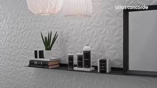 3D Wall Design | ANGLE | Atlas Concorde