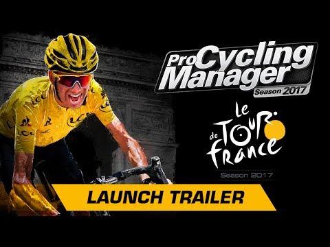 Tour De France / Pro Cycling Manager 2017 - Launch Trailer