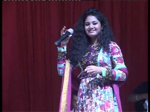 Anwesha Dutta Gupta performing  Deepanwita Cultural Association...