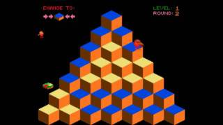 Scout Plays Q*Bert