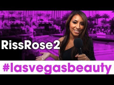 Experience Vegas, RissRose style!! HOLLER    #lasvegasbeauty