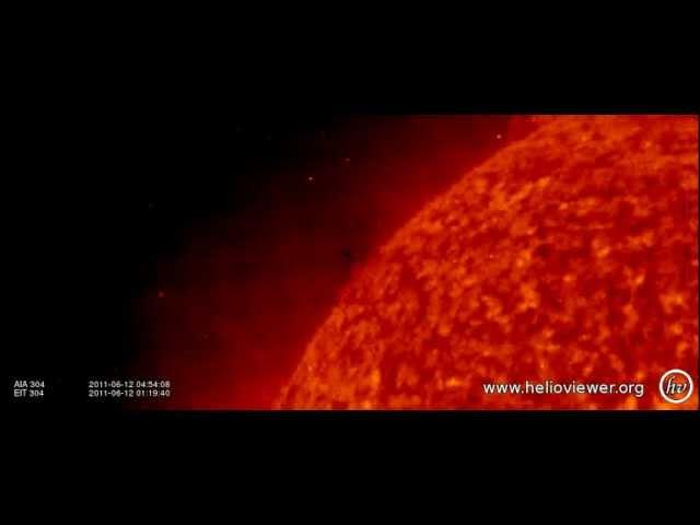 SONNEN (UFO) !!!        (2011-06-06 )