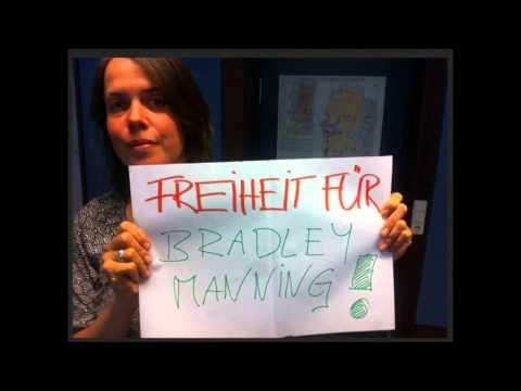 Solidarität mit Edward Snowden - Freiheit für Bradley Manning
